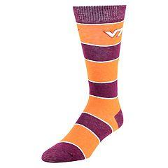 Men's Mojo Virginia Tech Hokies Class Act Crew Dress Socks