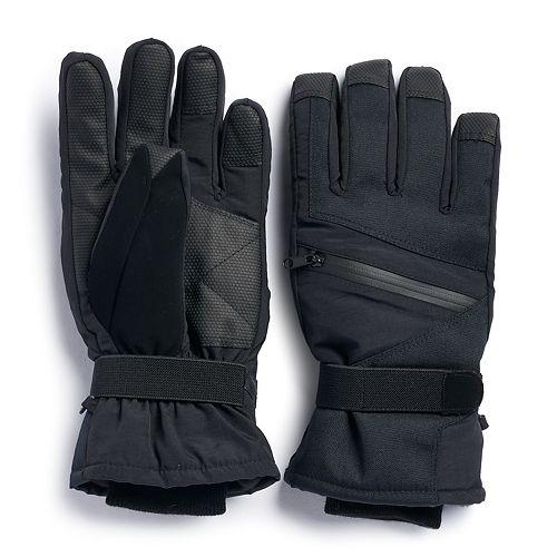 Men's Tek Gear™ HeatTEK Ski Gloves