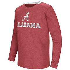 Boys 8-20 Alabama Crimson Tide Wordmark Tee