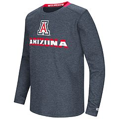 Boys 8-20 Arizona Wildcats Wordmark Tee