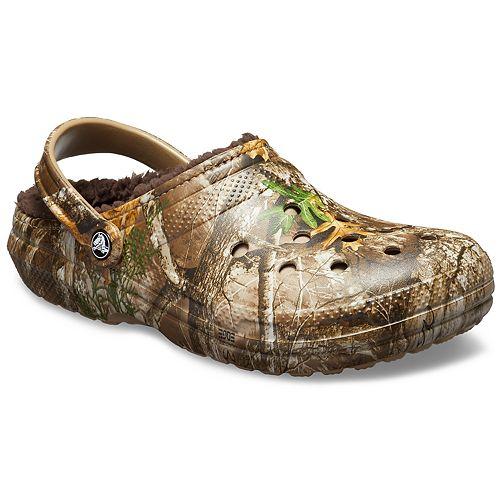 70891ad3051093 Crocs Classic RealTree Edge Men s Clogs