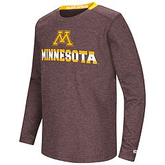Boys 8-20 Minnesota Golden Gophers Wordmark Tee