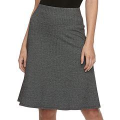 Women's Apt. 9® Tummy Control A-Line Skirt
