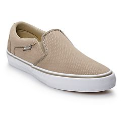 Vans Asher DX Women's Suede Skate Shoes
