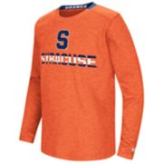 Boys 8-20 Syracuse Orange Wordmark Tee