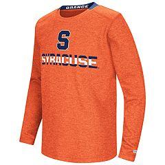 Boys 8-20 Syracuse Orange Wordmark Tee