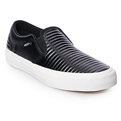 Vans Asher DX Women's Leather Skate Shoes