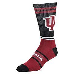Men's Mojo Indiana Hoosiers Got Game Crew Socks