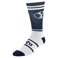 Men's Mojo BYU Cougars Got Game Crew Socks