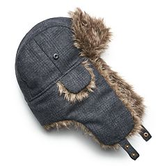 Men's Urban Pipeline™ Plaid Trapper Hat