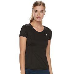 Women's FILA SPORT® Cross Back Short Sleeve Tee