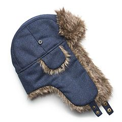 Men's Urban Pipeline™ Herringbone Trapper Hat