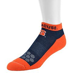 Men's Mojo Syracuse Orange Excalibur Low-Cut Socks