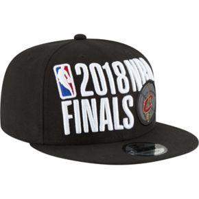 Adult New Era Cleveland Cavaliers 2018 NBA Finals Snapback Cap