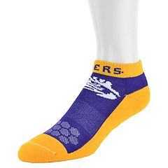 Men's Mojo LSU Tigers Excalibur Low-Cut Socks