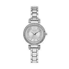 Folio Women's Crystal Glitz Watch