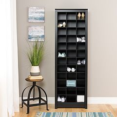 Prepac Space-Saving Shoe Storage Cabinet