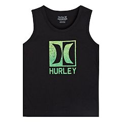Toddler Boy Hurley Borderline Graphic Tank Top
