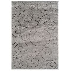 United Weavers Mystique Clio Scroll Rug