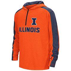 Boys 8-20 Illinois Fighting Illini Hot Shot Hooded Pullover