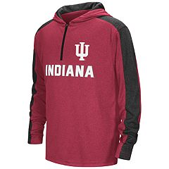 Boys 8-20 Indiana Hoosiers Hot Shot Hooded Pullover