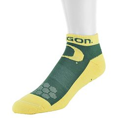 Women's Mojo Oregon Ducks Excalibur Low-Cut Socks