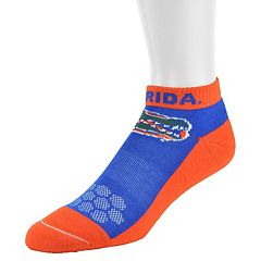 Men's Mojo Florida Gators Excalibur Low-Cut Socks