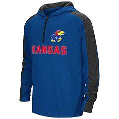 Boys 8-20 Kansas Jayhawks Hot Shot Hooded Pullover