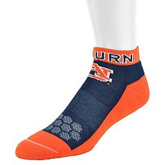 Men's Mojo Auburn Tigers Excalibur Low-Cut Socks