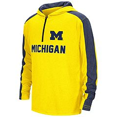 Boys 8-20 Michigan Wolverines Hot Shot Hooded Pullover