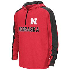 Boys 8-20 Nebraska Cornhuskers Hot Shot Hooded Pullover