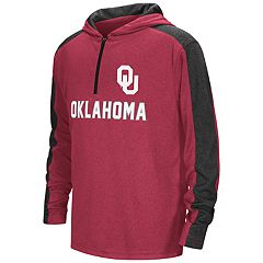 Boys 8-20 Oklahoma Sooners Hot Shot Hooded Pullover