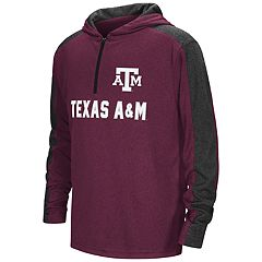 Boys 8-20 Texas A&M Aggies Hot Shot Hooded Pullover