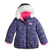 Toddler Girl ZeroXposur Aubree Printed Jacket
