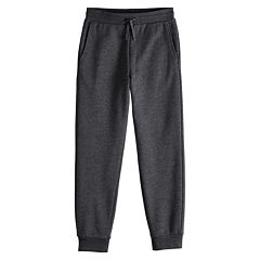 Boys 8-20 & Husky Tek Gear® Ultra-Soft Fleece Jogger Pants