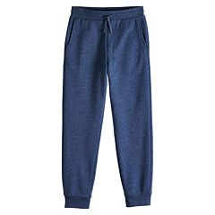 Boys 8-20 Tek Gear® Ultra-Soft Fleece Jogger Pants in Regular & Husky