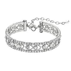 Napier Simulated Crystal Bracelet