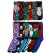 Men's Marvel 12 Days of Socks