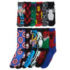 Men's Marvel 12 Days of Socks