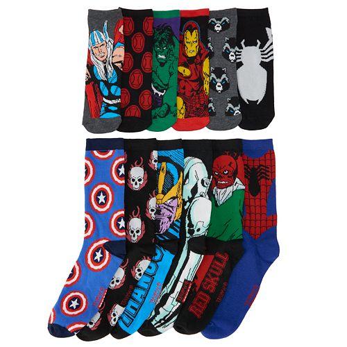 d055038f40c83 0 item(s), $0.00. Men's Marvel 12 Days of Socks