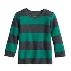 Baby Boy Jumping Beans® Striped Knit Top