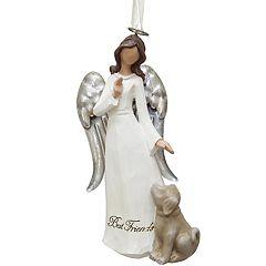 St. Nicholas Square® 'Best Friends' Angel Christmas Ornament