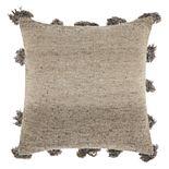 Mina Victory Life Styles Tassel Border Throw Pillow