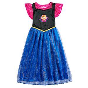 Disney s Frozen Elsa Girls 4-10 Fantasy Nightgown. (6). Sale d12ceac82