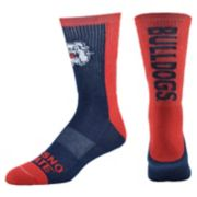 Men's Mojo Fresno State Bulldogs Loud & Proud Crew Socks