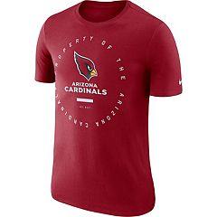 Men's Nike Arizona Cardinals Property Of Tee