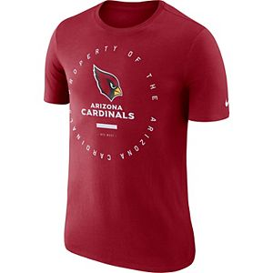 9230a0e1919a Men s Nike Arizona Cardinals Legend Lift Tee