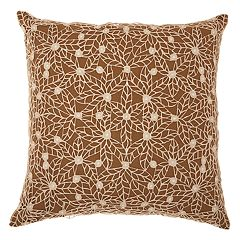 Mina Victory Life Styles Crochet Throw Pillow