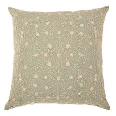 Mina Victory Life Styles Crochet Throw Pillow