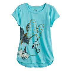 Disney's Minnie Mouse Girls 4-12 Short-Sleeve Graphic Tee by Jumping Beans®